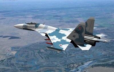 В Казахстане разбился военный самолет Cу-27