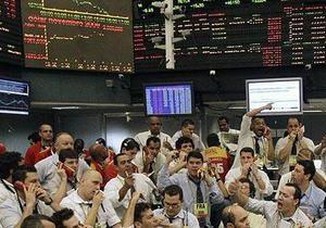 Украинские акции падают второй день подряд
