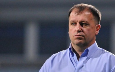 Тренер Зари: Нужно уже забывать о том, что мы удачно сыграли с Динамо и Шахтером