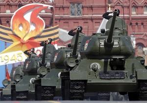 В Москве на Тверской после Парада Победы пришлось поменять асфальт