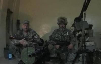 Ополченец  Бабай заявил о своем возвращении на Донбасс
