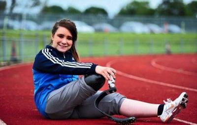 Ради Паралимпиады 15-летняя девушка хочет ампутировать себе ногу
