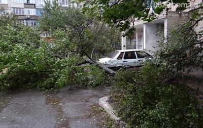 Непогода в Украине: обесточены более 600 населенных пунктов