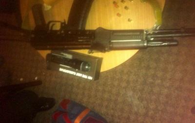 В Черновцах у студента-первокурсника изъяли целый арсенал оружия
