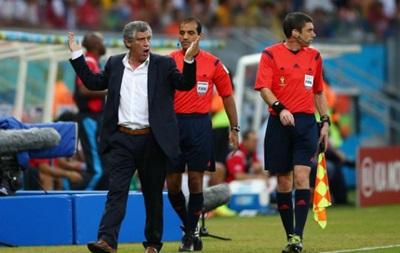 Новому тренеру сборной Португалии не разрешили руководить командой в отборе Евро-2016