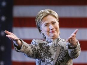 Огрызко поздравил Клинтон с решением о ее назначении госсекретарем США