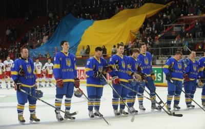 Хоккей: Стал известен календарь матчей сборной Украины на ЧМ-2015
