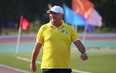 Одиозный украинский тренер возглавил российский клуб