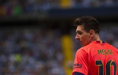 Месси: Барселона обязана вновь играть в финале Лиги чемпионов