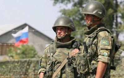 Москва отрицает встречу российских и украинских военных по буферной зоне