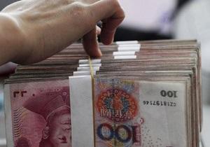 Валютные войны: Китай влил в финансовую систему страны рекордные $46 млрд