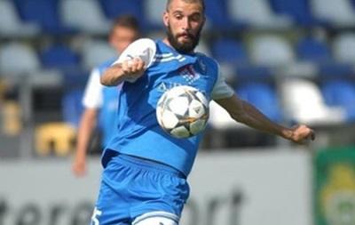 ФФУ дисквалифицировала игрока донецкого клуба на четыре месяца