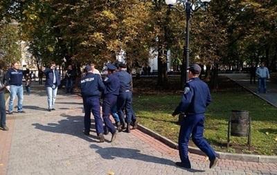 В Харькове отпустили часть задержанных участников марша КПУ