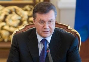 Янукович выступил против отказа от ядерной энергетики