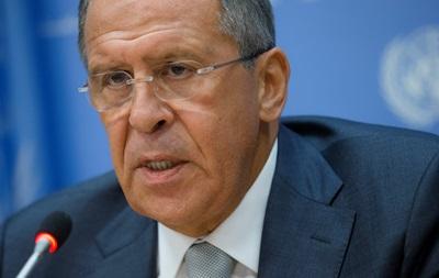 Глава МИД РФ: Россия не будет менять свою позицию по Украине под санкциями