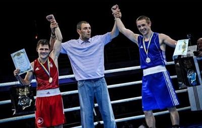 Бокс: Чемпионат Украины завершился триумфом боксеров из Киевщины