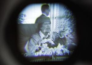 Глава ливийского Нацсовета: Никто сейчас не знает, где находится Каддафи