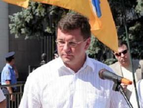 Власти Черкасс собирают подписи под просьбой к Тимошенко профинансировать ремонт моста