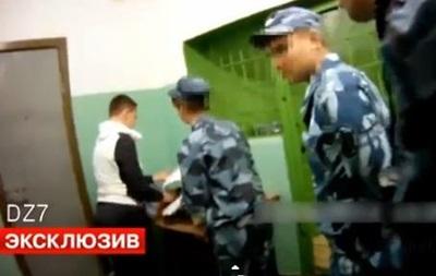 В сети появилось видео, как Савченко этапировали в Москву