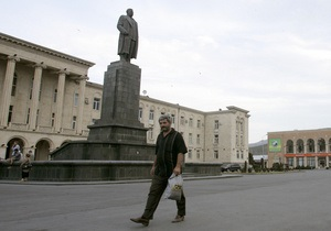 В Грузии создали комиссию по избавлению от советской символики