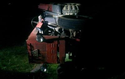 Во Львовской области перевернулся трактор, погиб ребенок
