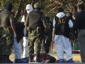 Жертвами нарковойн в Мексике за последние два дня стали 60 человек