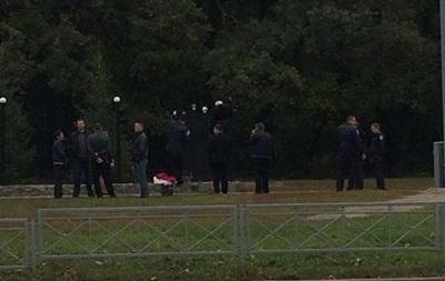 В Харькове на ограде церкви нашли труп мужчины