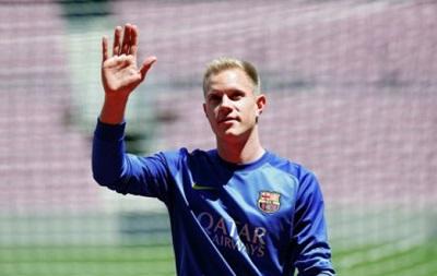 Барселона проведет ротацию вратарей в матче Лиги чемпионов
