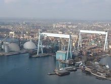 Черноморский судостроительный завод может достаться россиянину