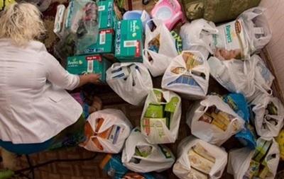 За все время на Донбасс отправлено более полторы тысячи тонн продуктов – Кабмина