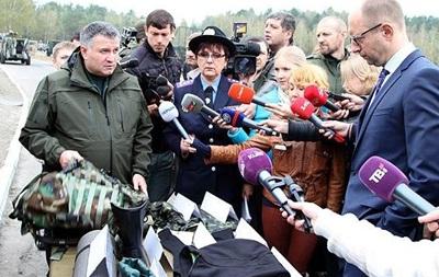 Аваков рассказал, сколько стоит полное снаряжение бойца Нацгвардии
