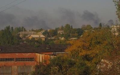 В центре Донецка слышны залпы, обесточены три микрорайона и вокзал