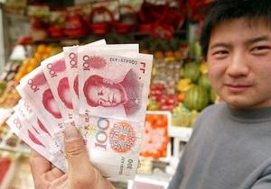 Экономика Китая выросла в третьем квартале на 9,6%