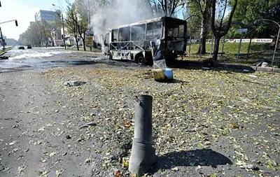 Кто обстрелял остановку в Донецке. Расследование пользователей соцсетей