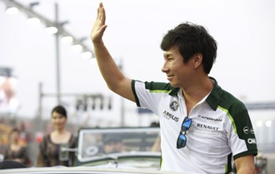 Формула-1: Кобаяси выступит за Катерхэм в Японии