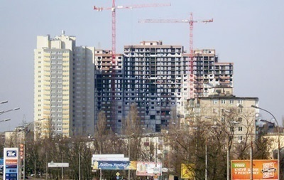 Киевские застройщики переносят сроки строительства и сдачи домов