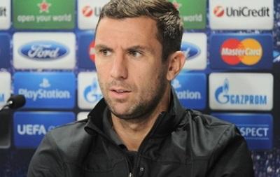 Дарио Срна: Пропустили два гола в конце из-за детских ошибок