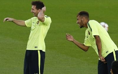 Месси: Неймар будет лучшим футболистом в мире