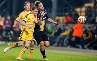 Лига Европы: Металлист проиграл бельгийскому Локерену