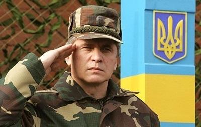 Порошенко уволит главу Госпогранслужбы Литвина
