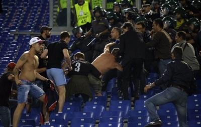 UEFA жестко наказал ЦСКА за беспорядки болельщиков в Риме