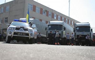 Германия отправит Украине более 200 грузовиков с гуманитарной помощью