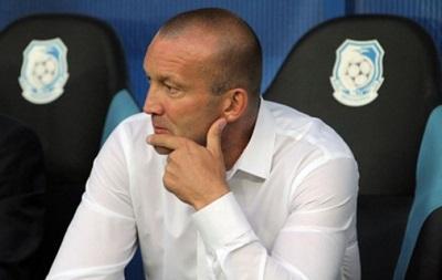Тренер Черноморца: Клуб не исчезнет, футбол в Одессе будет