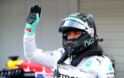 Формула-1: Росберг выиграл квалификацию в Японии
