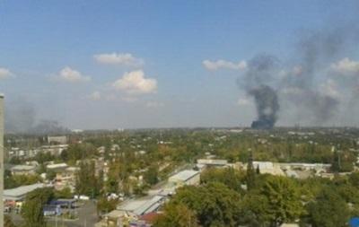 В результате артобстрела Донецка погибли два мирных жителя