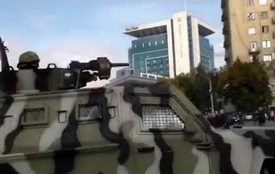 В Харькове Нацгвардию назвали  фашистами