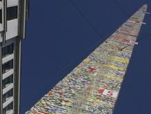 Фотогалерея: Высочайшая в мире башня из Лего