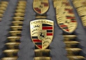 Чистые убытки Porsche достигли 700 млн евро