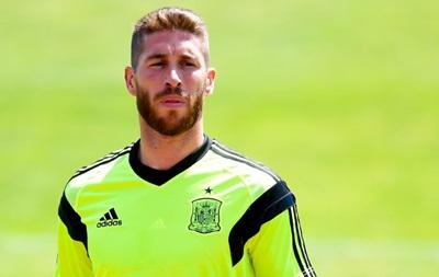 Серхио Рамос покинул расположение сборной Испании