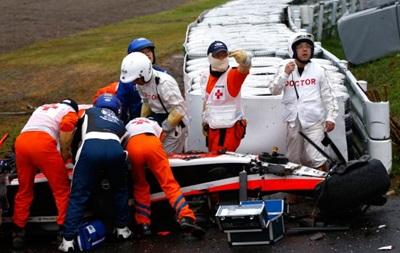 Врач Шумахера будет консультировать семью гонщика, попавшего в страшную аварию
